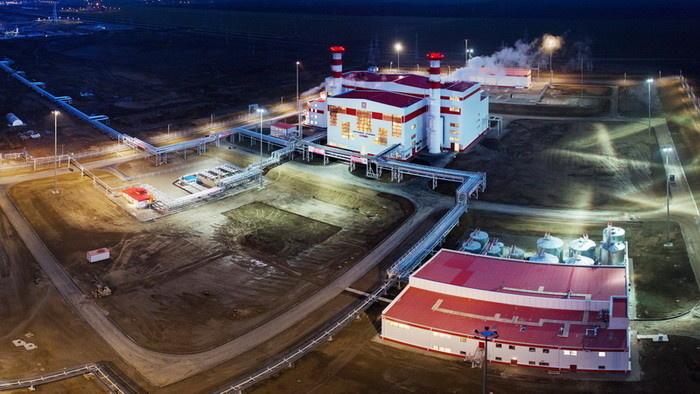 Буденновская ПГУ-ТЭС обеспечивает энергоснабжение газохимического комплекса «Ставролен»