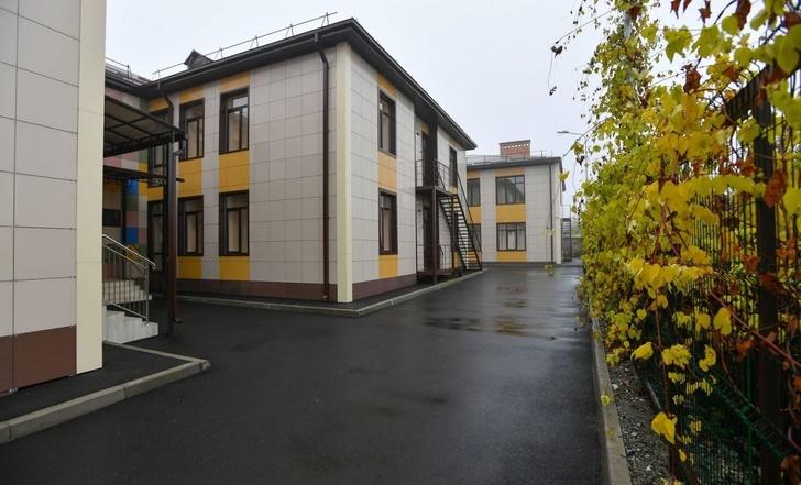 Новый детсад на 120 мест открыт в Алагирском районе Северной Осетии