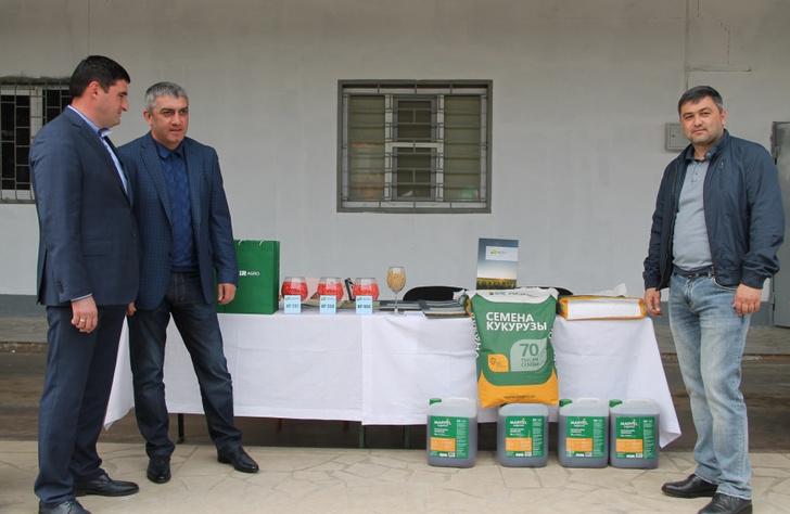 В Северной Осетии вывели новый сорт сои «Иристон»