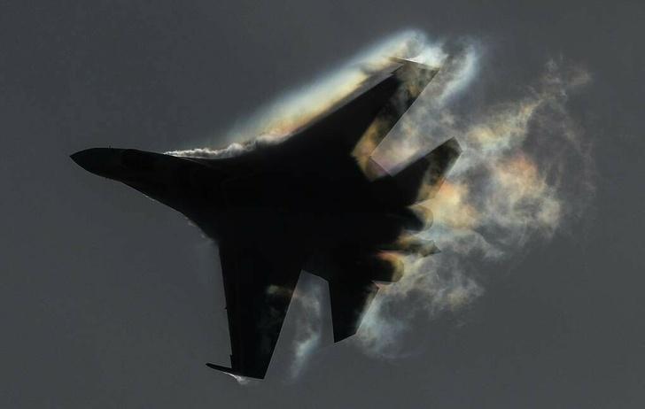 Минобороны получило последние три истребителя Су-35С из 50 в рамках пятилетнего контракта