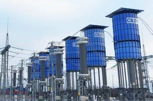 Токоограничивающие реакторы. Подстанция 330 кВ «Восточная»