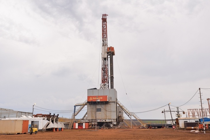 «Роснефть» открыла новое месторождение в Оренбургской области
