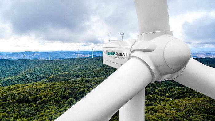 ЛЭЗ ведет разработку ветрогенераторов для компании Siemens Gamesa
