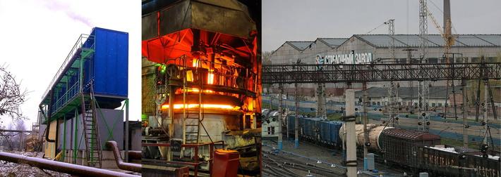 Эжекционная градирня в 1000 м3/ч на Муромском стрелочном заводе