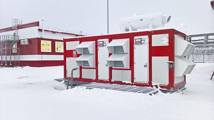 ПСМ установили высоковольтную мегаваттную станцию на Усинском нефтяном месторождении