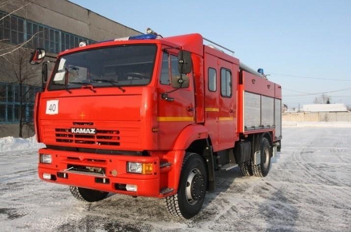 «Варгашинский завод противопожарного и специального оборудования» поставил технику во Вьетнам