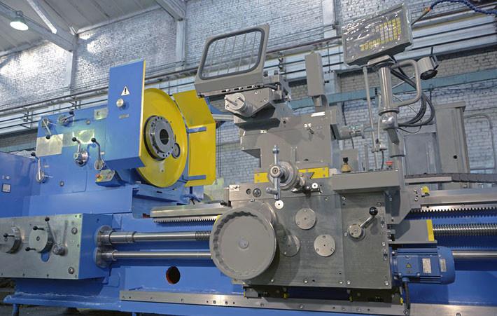Тяжелый токарный станок РТС817 (РТ817) РМЦ-5000