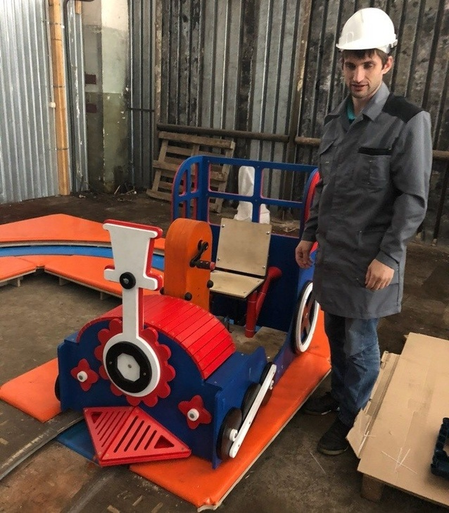 руководитель отдела разработок отдела инноваций группы компаний «Авира» Григорий Гудименко