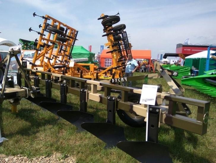 Плуги и культиваторы для Российской сельхозотрасли становятся доступнее
