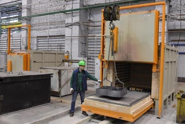 Уральский турбинный завод обновляет производство