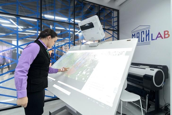 В столице открылся седьмой детский технопарк