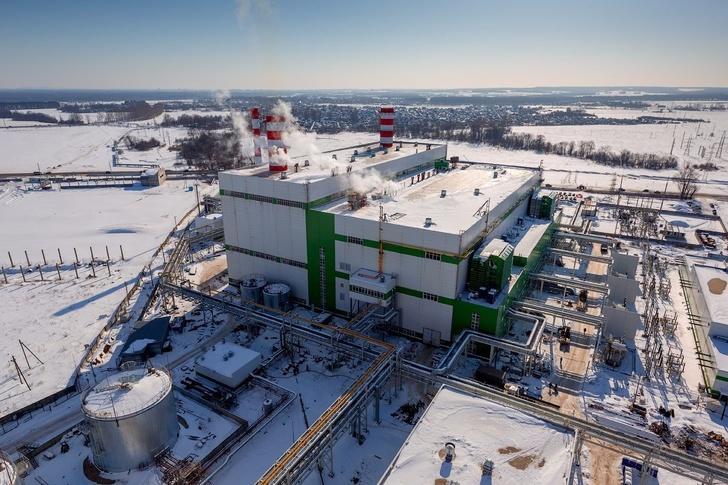 ТЭЦ мощностью 440 МВт запущена в Башкирии