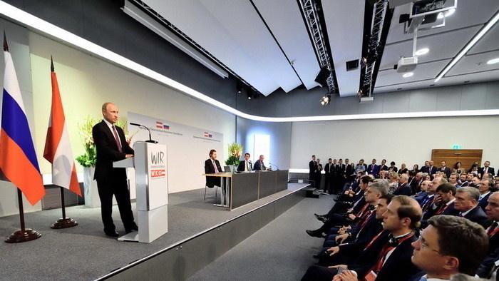 Россия и Австрия - экономическое доверие, рожденное временем