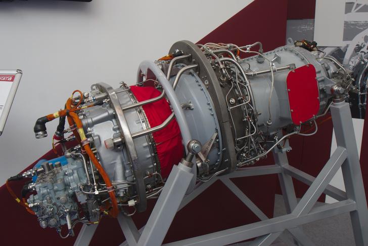Двигатель ВК-800С наГидроавиасалоне-2018 ©Роман Ковригин/Сделано унас