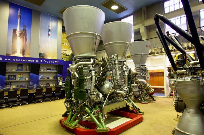 В НПО «Энергомаш» прошли испытания ракетного двигателя РД-180 для американского заказчика