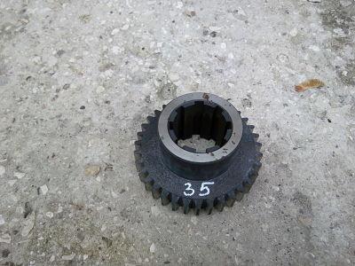 Зубчатое колесо третьей оси m-4 z-35 1А64.02.848 (Для станков 1М65 1Н65 ДИП500 165)
