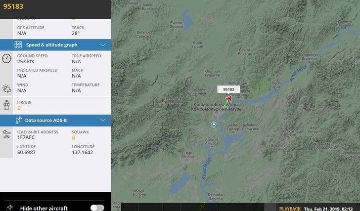 Очередной Суперджет 100 совершил первый полёт