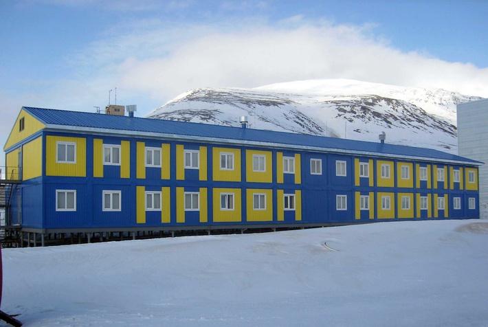 Гостиница для военнослужащих на 75 мест п.Северный