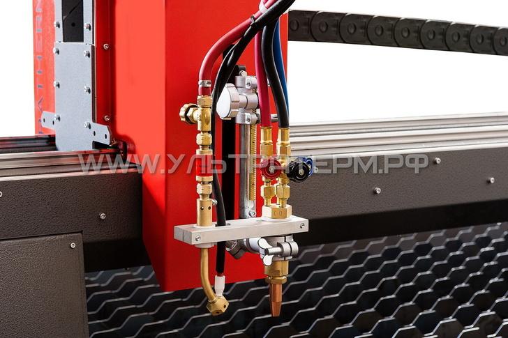 Газовый резак с системой автоподжига
