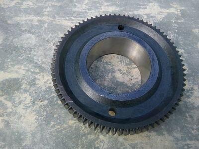 Зубчатое колесо седьмой оси (шпиндель) m-5 z-75 165.02.151 (Для станков 1М65 1Н65 ДИП500 165)