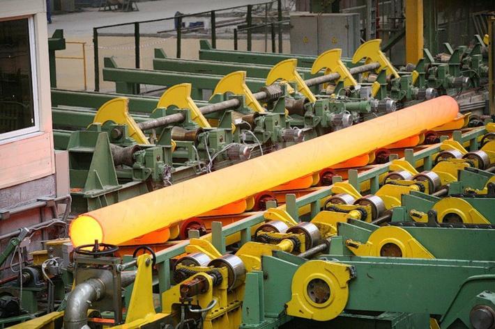 Волжский трубный завод досрочно выполнил годовое задание по производству товарной заготовки