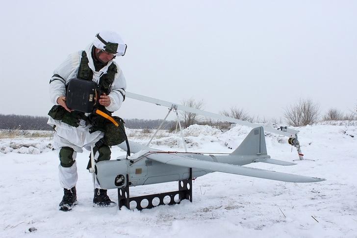В горном мотострелковом соединении в Туве сформировано отдельное подразделение беспилотной авиации