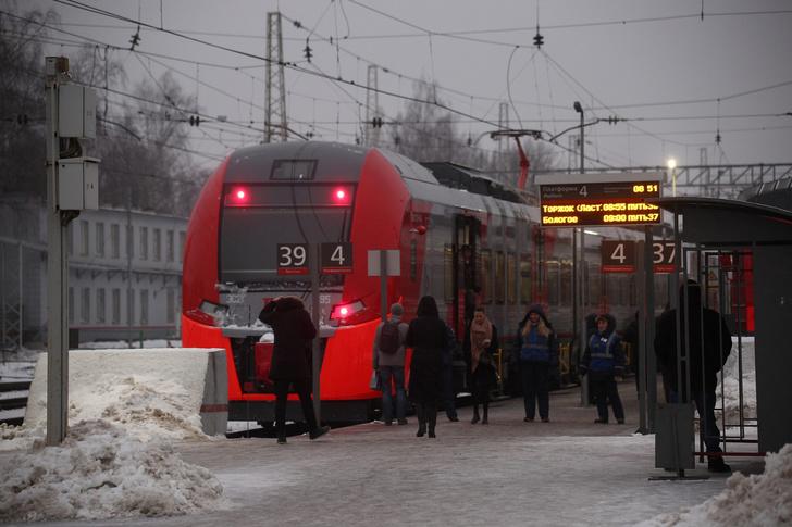 Между Тверью и Торжком запущены скорые пригородные поезда «Ласточка»