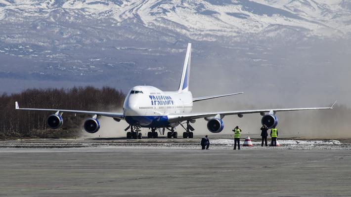 Боинг 747 ТСО
