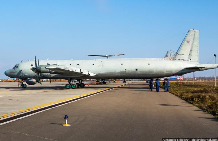 Ил-38 ТОФ