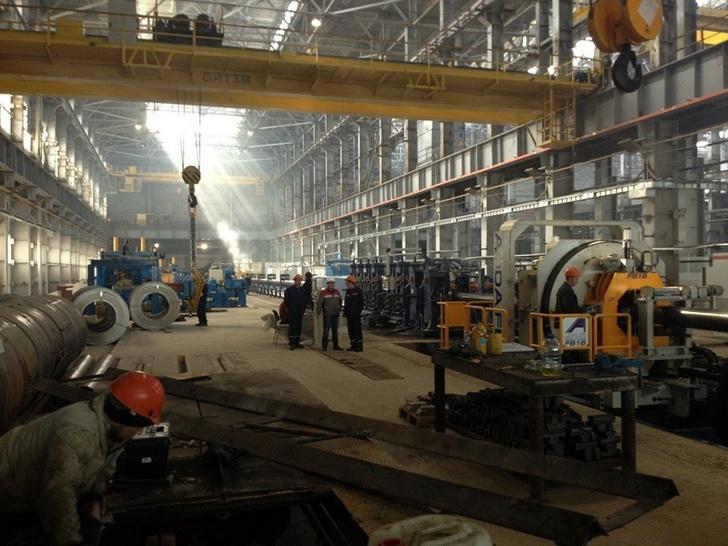Ирбитский трубный завод