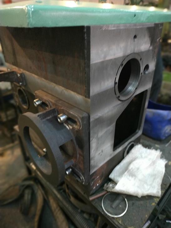 Начало производства специального бандажировочного станка мод. РТ5004 для РЖД