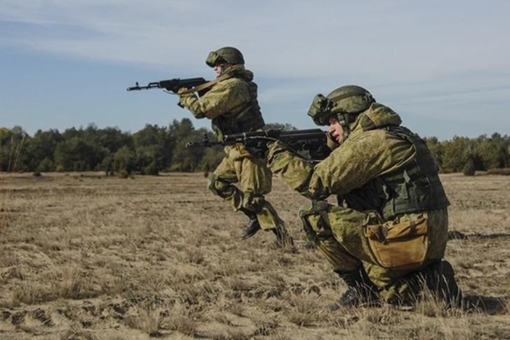 Завершено оснащение ВДВ системами боевой экипировки «Ратник»