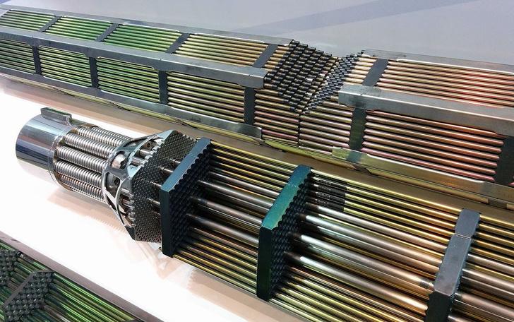 АО «ВНИИНМ» разработало новое покрытие для оболочек тепловыделяющих элементов