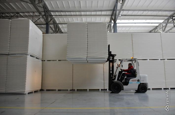В Рязани открылся завод утеплителя- на базе завода ЗИЛ