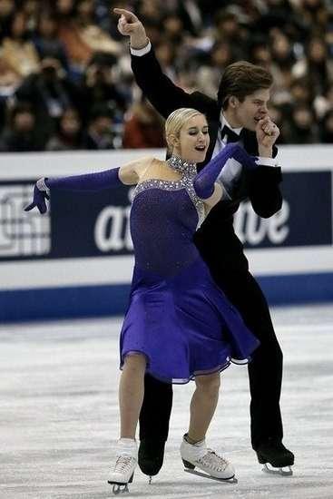 Анны Яновская и Сергей Мозгов