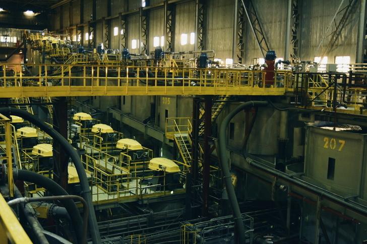 На Маломырском руднике в Амурской области внедряют новые технологии добычи золота