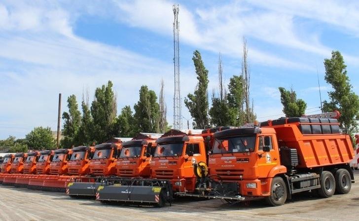 «Севастопольский Автодор» пополнился новой техникой