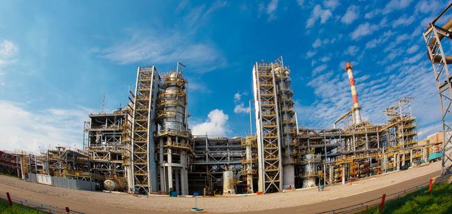 «Газпром нефтехим Салават»: Нефтеперерабатывающий завод