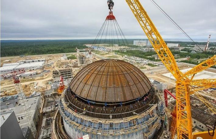 Прибалты договорились о бойкоте строящейся Белорусской АЭС