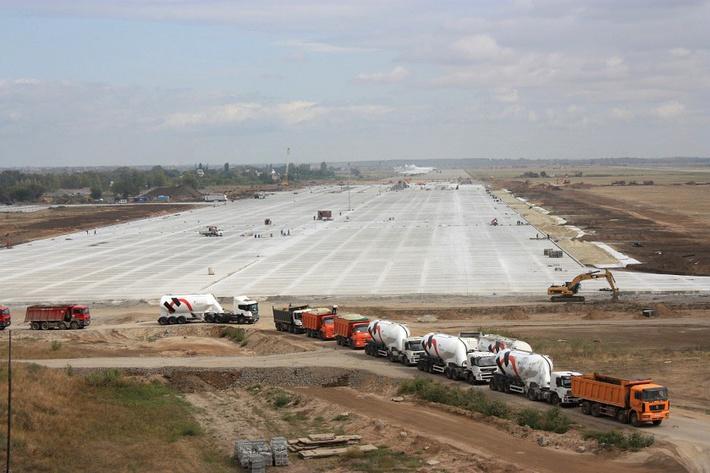 Аэродром бетон свойство бетонной смеси и бетона