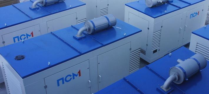 Ярославский ПСМ поставил 15 дизельных электростанций «Транснефти»
