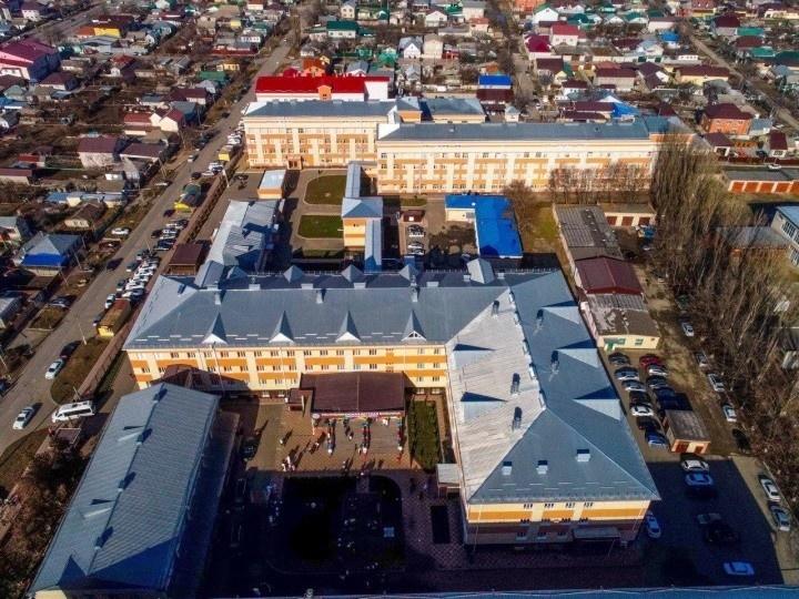 В Карачаево-Черкесии открыли первую республиканскую многопрофильную детскую больницу