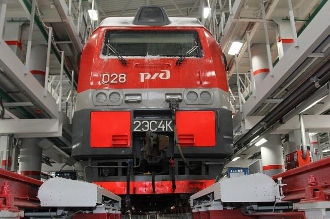 ЛокоТех получил новый пункт технического обслуживания локомотивов