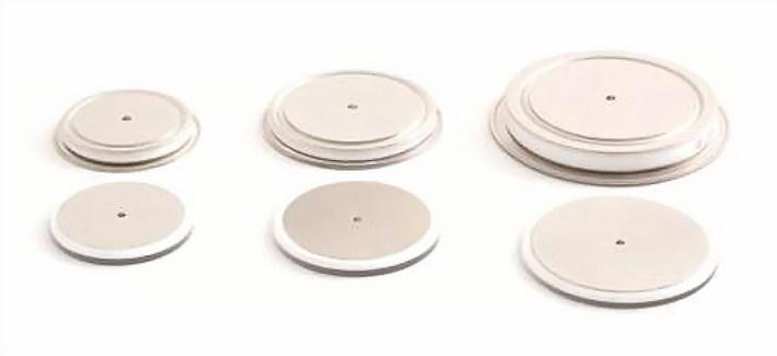 Диодные пластины и диоды в корпусе