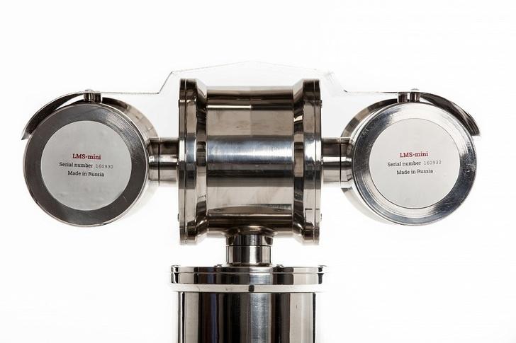Лазерный детектор метана Сделано в России