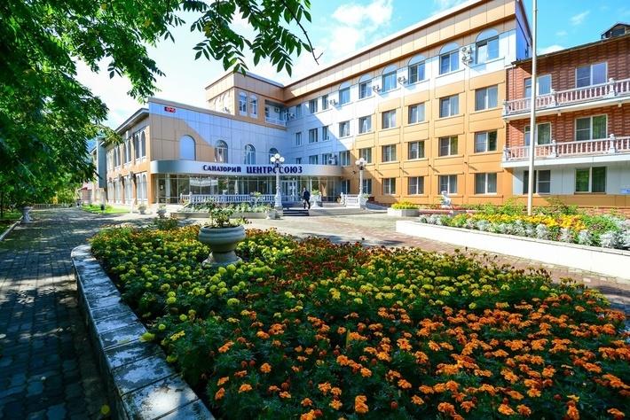 Город-курорт федерального значения в Алтайском крае.