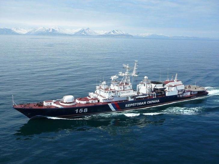 Береговая охрана России