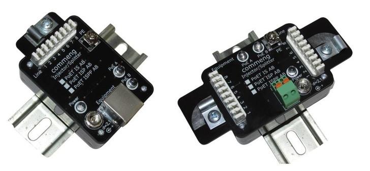 Инжектор Power over Ethernet для решений операторского класса