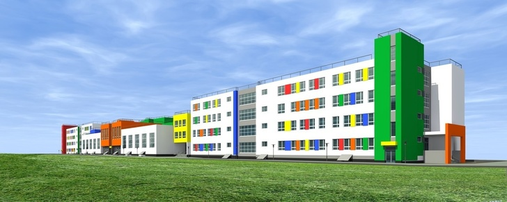 Проект школы