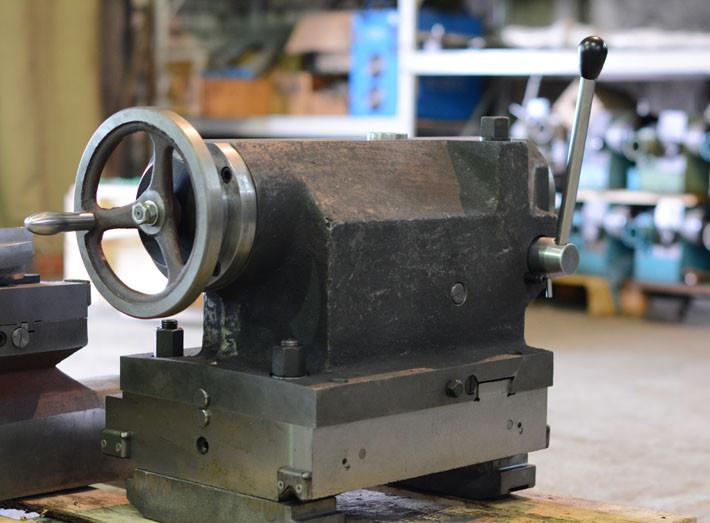 Задняя бабка станка 1М63